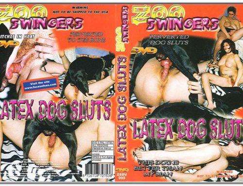 Zoo Swingers — Latex Dog Sluts