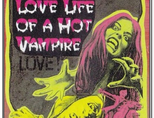 The Mad Love Life of a Hot Vampire