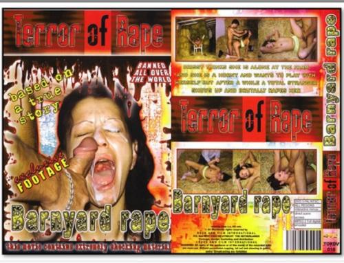 Terror Of Rape – Barnyard Rape