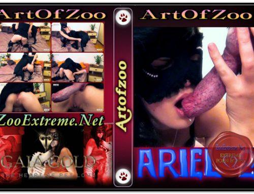 ArtOfZoo DVD – Ariel_2 – Hot Scenes Zoo Porn