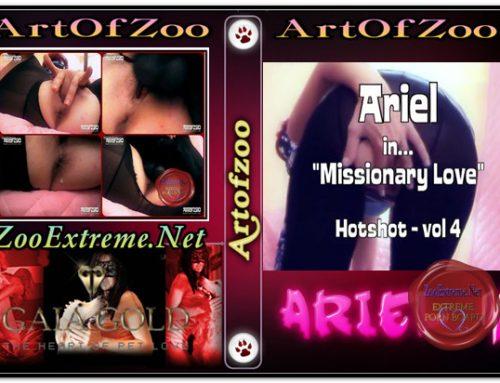 ArtOfZoo DVD – Ariel_4 – Hot Scenes Zoo Porn