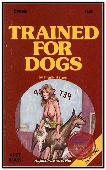 PB-265 Trained For Dogs