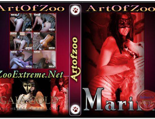 ArtOfZoo DVD – Marina – Hot Scenes Zoo Porn