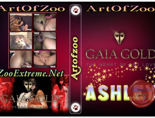 ArtOfZoo DVD – Ashley – Hot Scenes Zoo Porn