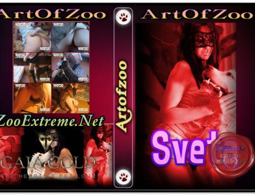 ArtOfZoo DVD – Sveta – Hot Scenes Zoo Porn