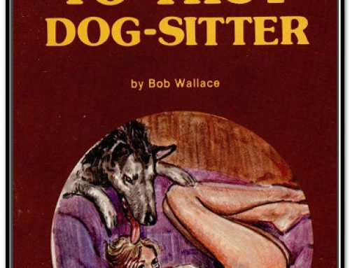 PB-269 Hot To Trot Dog-Sitter