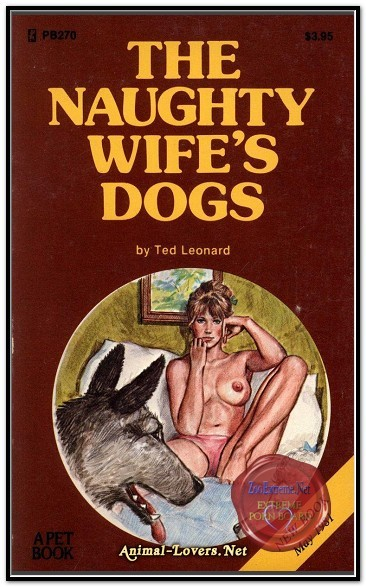 PB-270 The Naughty Wife's Dogs
