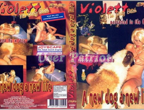 Violett – A New Dog A New Life