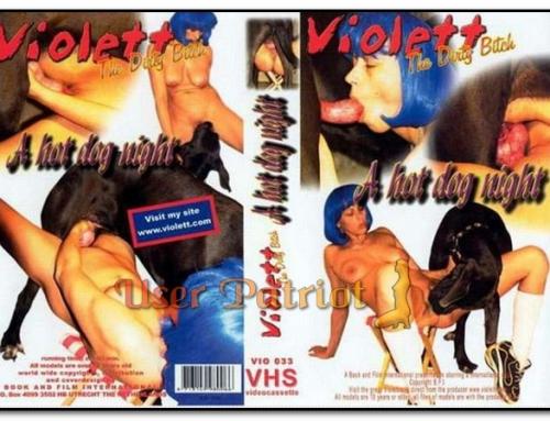 Violett – A Hot Dog night