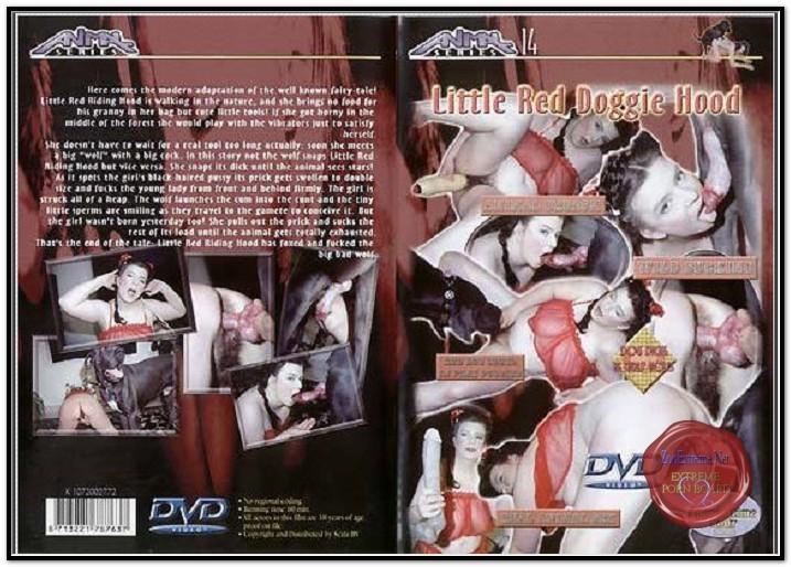 Animal Series 14 - Little Red Doggie Hood