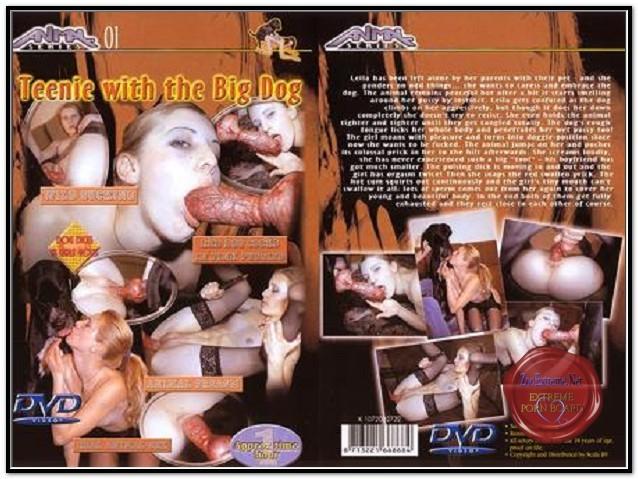 Animal Series 01 - Teenie With The Big Dog