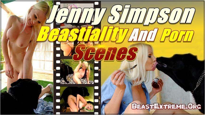 Jenny Simpson – Beastiality Actresses