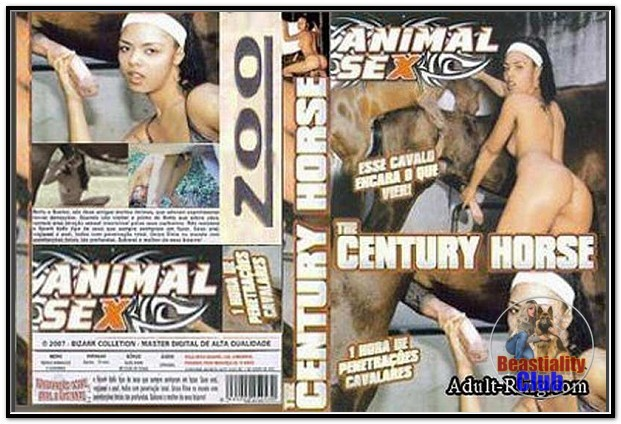 Animal Sex - The Century Horse