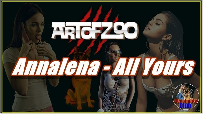 ArtOfZoo.Com - Annalena - All Yours