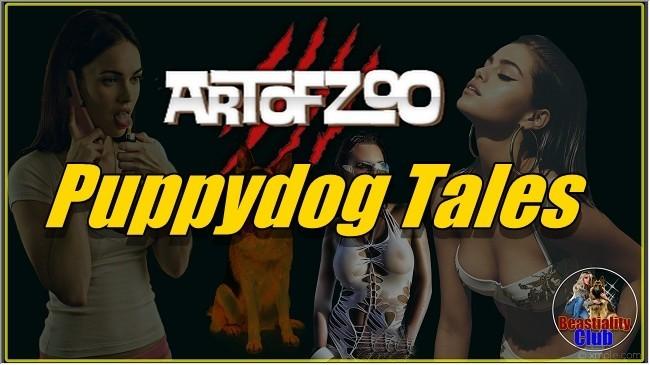 ArtOfZoo.Com - Cupcake - Puppydog Tales