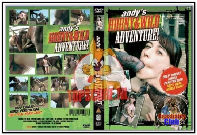 Andy Private - And's horny and wild adve