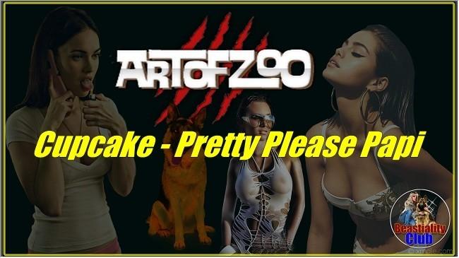 ArtOfZoo.Com - Cupcake - Pretty Please Papi