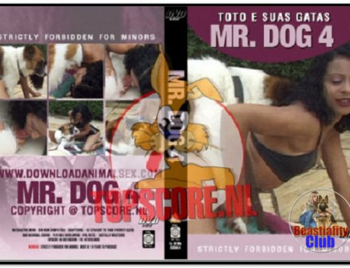 Mr. Dog 04 – Toto E Suas Gatas – Strictly Forbidden For Minors