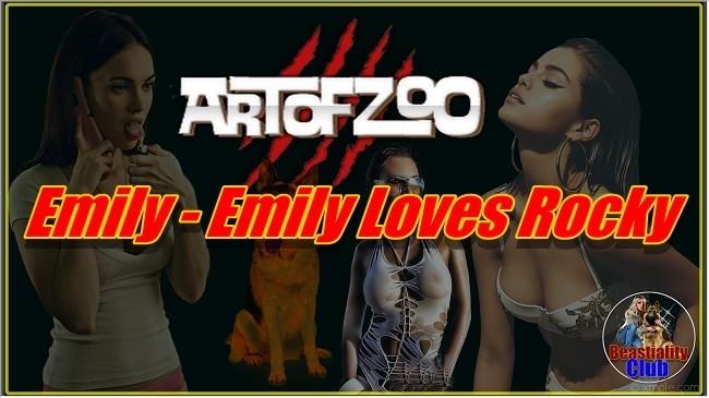 ArtOfZoo.Com - Emily - Emily Loves Rocky