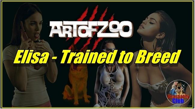 ArtOfZoo.Com - Elisa - Trained to Breed