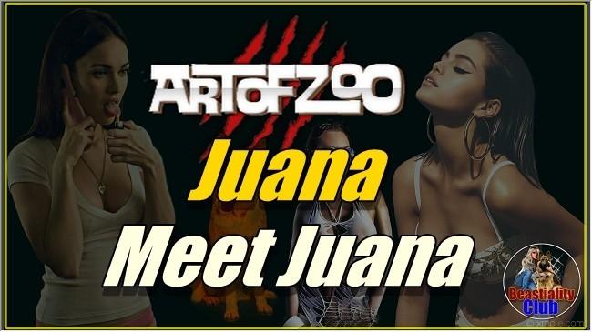 ArtOfZoo.Com - Juana - Meet Juana