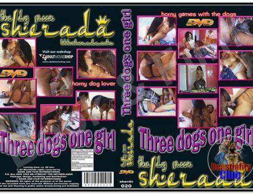 Sherada – Three Dogs One Girl