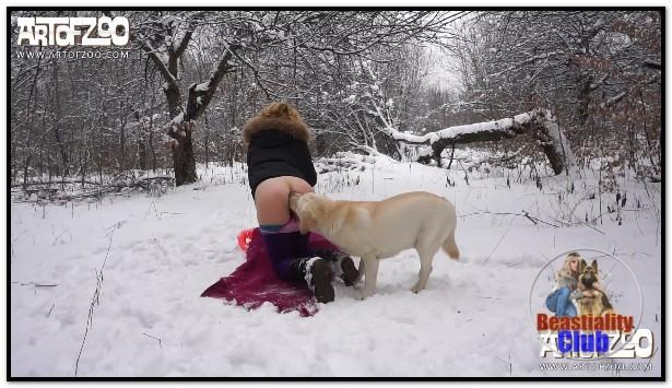 Russian Girls Zoo- 235