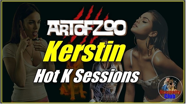 ArtOfZoo.Com - Kerstin - Hot K Sessions