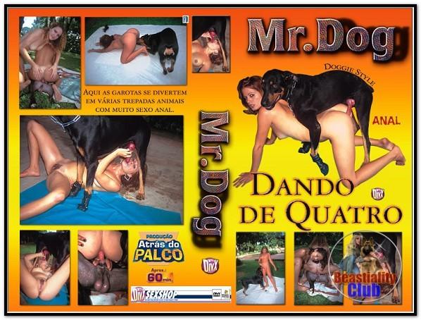 Mr.Dog - DANDO DE QUATRO