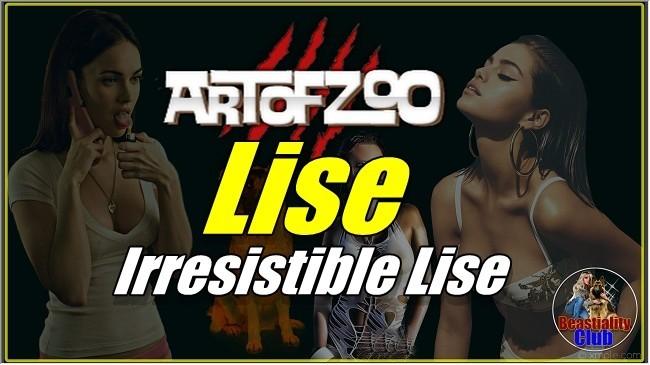 ArtOfZoo.Com - Lise - Irresistible Lise