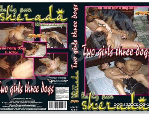 Sherada – Two Girls Three Dogs