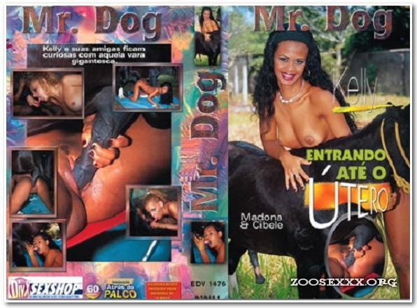 Mr.Dog - Entrando Ate O Utero