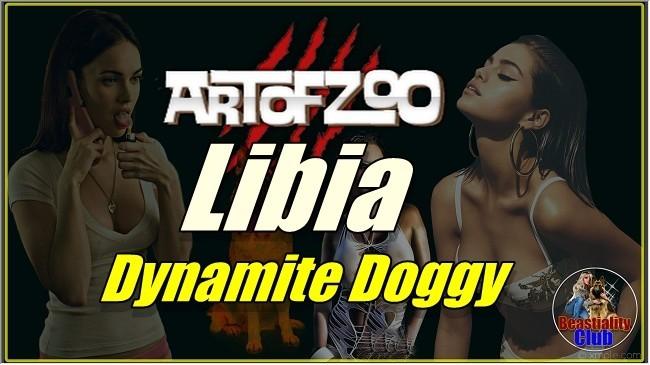 ArtOfZoo.Com - Libia - Dynamite Doggy