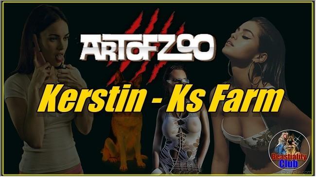 ArtOfZoo.Com - Kerstin - Ks Farm