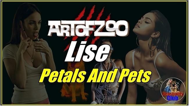 ArtOfZoo.Com - Lise - Petals And Pets