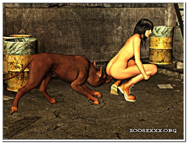 055 - ZooPorn Comics