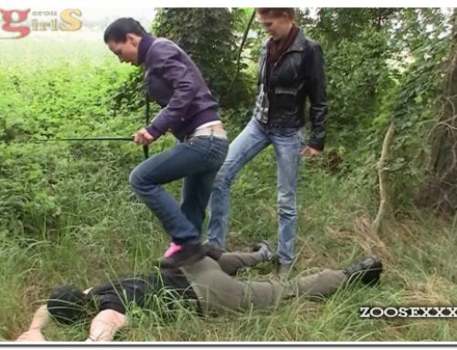 Extreme Scat Domination – A Sadistic Weekend. Part 1