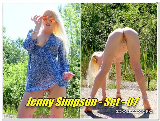 Jenny Simpson - Set - 07