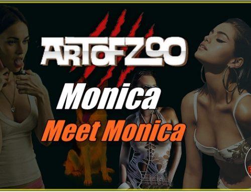 ArtOfZoo.Com – Monica – Meet Monica