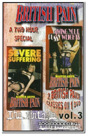 British Pain - The Vintage Collection Vol - 3