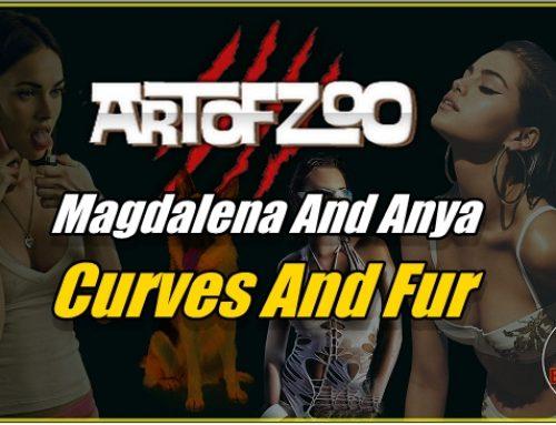 ArtOfZoo.Com – Magdalena And Anya – Curves And Fur