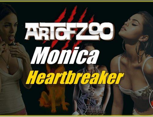 ArtOfZoo.Com – Monica – Heartbreaker