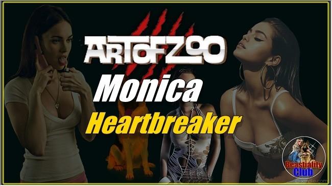 ArtOfZoo.Com - Monica - Heartbreaker