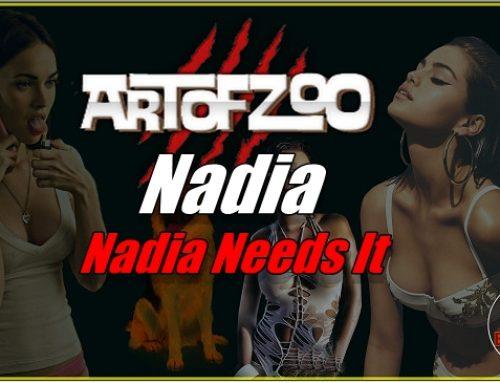 ArtOfZoo.Com – Nadia – Nadia Needs