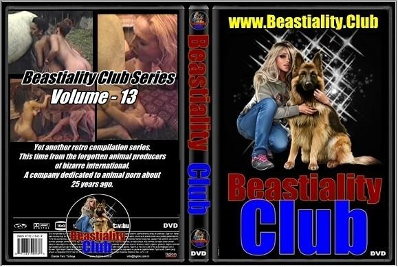 Beastiality Club Series - Volume - 13