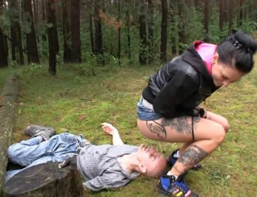 Extreme Scat Domination – Accident Victim