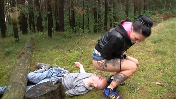 Extreme Scat Domination - Accident Victim