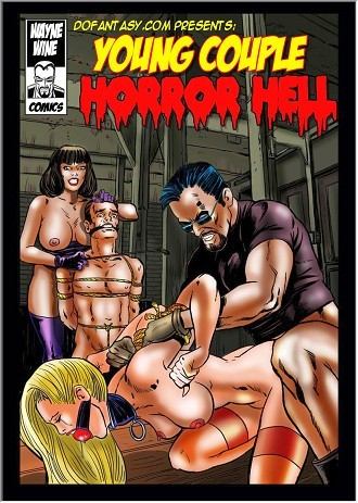 FC 175 - Young Couple Horror Hell - Wayne Wine