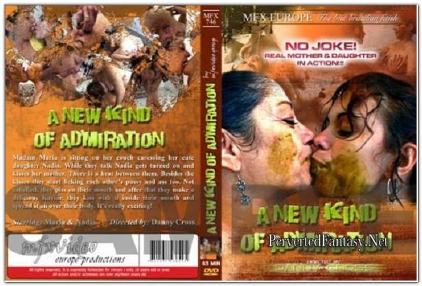 A New Kind Of Admiration - MFX-Media