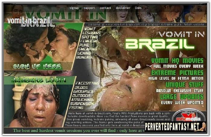 Brazil Vomit - Vomit-In-Brazil.Com